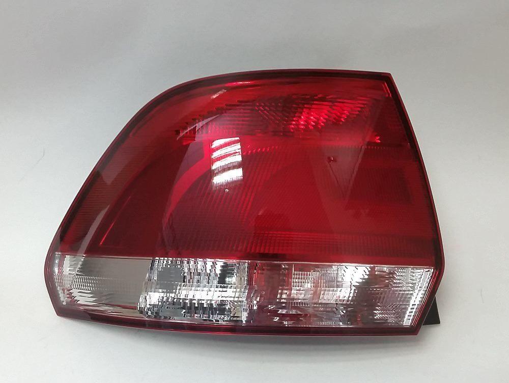 маркировка ламп заднего фонаря фольксваген поло седан